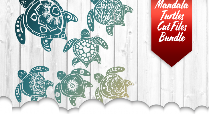 How to Create an innovative sea turtle SVG