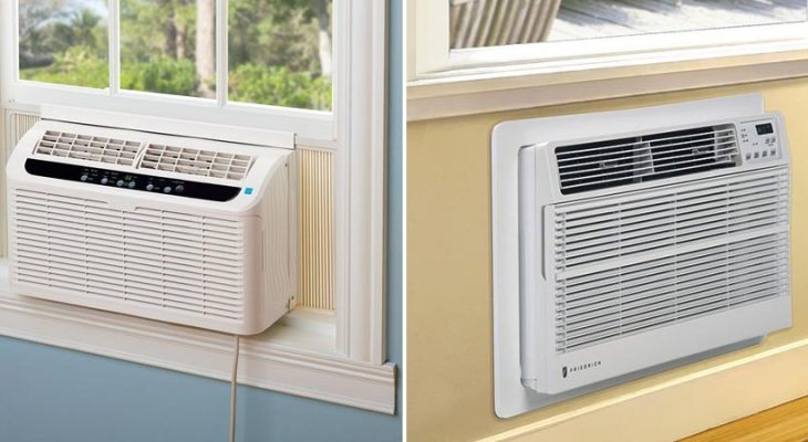 Journals Of a Wall Air conditioner