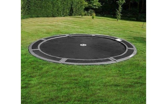 Enjoy Jumping With Square Trampolines